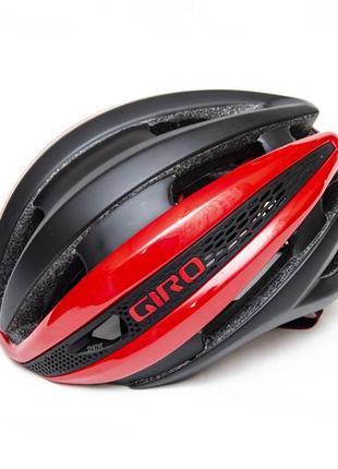 Велосипедный шлем giro synthe. размер м