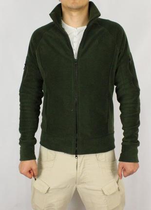 """Флисовая куртка со змейками на рукавах: """"куртка рейнджера"""".м,л,хл."""