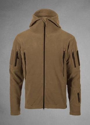 Тактическая куртка,флис .м,л,хл.3,цвета . качество супер.