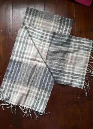 Великий шерстяний шарф