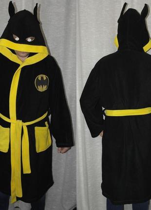 Dc comics originals batman бэтмен халат флис комиксы
