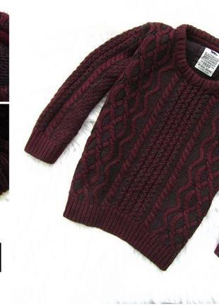 Стильная кофта свитер rebel  новогодний санта новый год