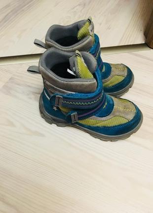 В наличии термо сапожки,термо ботинки зимние 26р от bartek