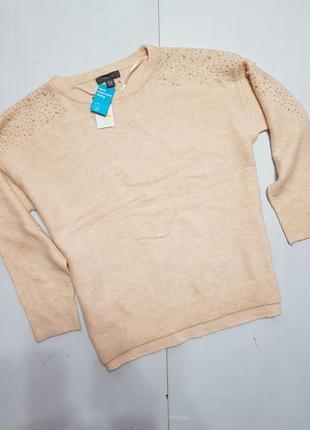 Красивый свитер размет л