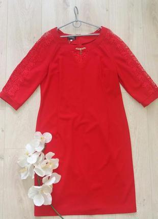 Праздничное платье 54 размера