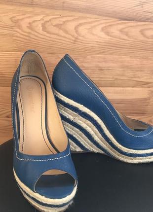 Распродажа кожаные туфли
