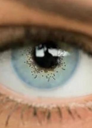 Акционная цена! цветные контактные линзы синие голубые серые для любых глаз
