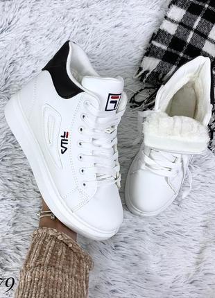 Стильные зимние кроссовки. размеры с 36 по 41