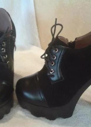Новые женские туфли р - р - 36 и 37
