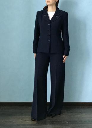 Костюм (пиджак с брюками)2