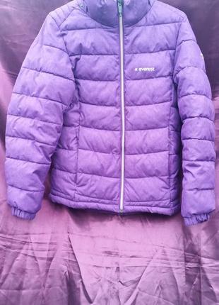Подростковая зимняя куртка everest