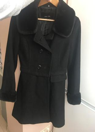 Зимнее пальто lost ink