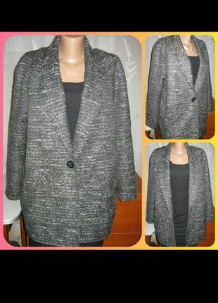 Куртка курточка пальто женское р.42-441
