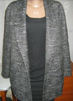 Куртка курточка пальто женское р.42-443