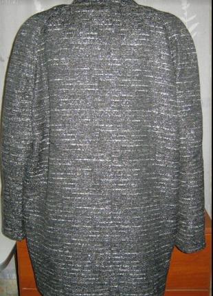 Куртка курточка пальто женское р.42-445