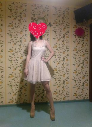 Платье для встречи новогодних праздников