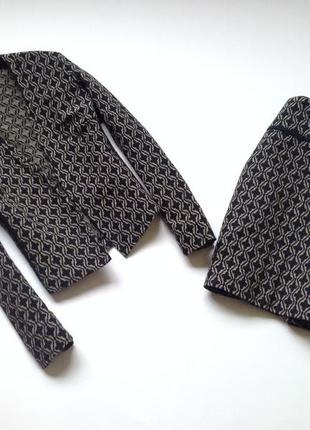 Костюм пиджак юбка tom tailor