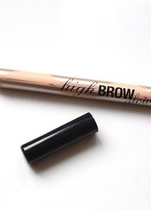 Карандаш-хайлайтер для бровей benefit high brow glow a brow