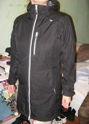 Пальто весна парка куртка helly hansen оригинал