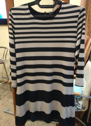 Платье в интересную полоску gerry weber