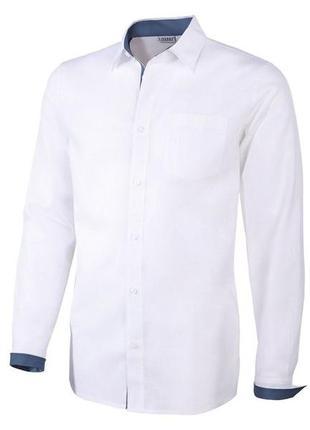 Новая мужская рубашка из хлопка.livergy/германия.размер 40