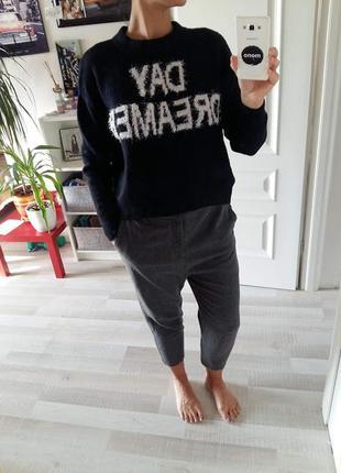Теплі брюки zara