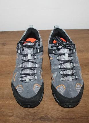 Треккинговые кроссовки merrell yokota low trail hiking, 46 размер, 29.5 см