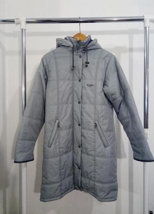 Тёплое осеннее-весеннее пальто