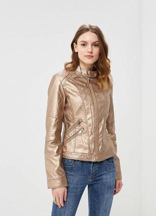 Супер скидка куртка эко кожа/курточка кожаная/кожзам косуха
