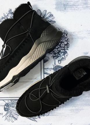 Зимние ботинки угги ash
