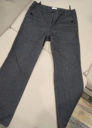 Стильные брюки свободного кроя мл