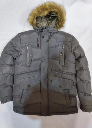 Мужская зимняя куртка soulstar