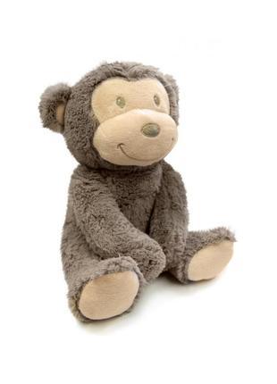 Новый комплект: двухсторонняя одеяло и мягкая игрушка обезьянка, stm-072