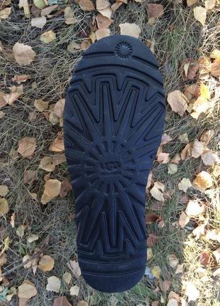 Мужские угги (ugg mens classic short leather )41,42,43,44,453 фото
