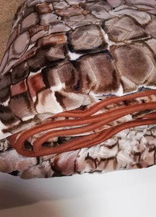 Плед одеяло elway камни 200*240