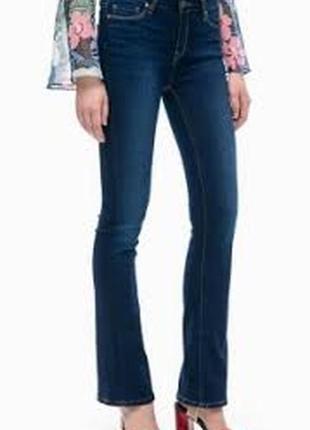 Модные, стильные женские джинсы tommy hilfiger р. 48 (32/32)