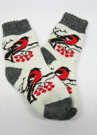 Подростковые носочки зимние