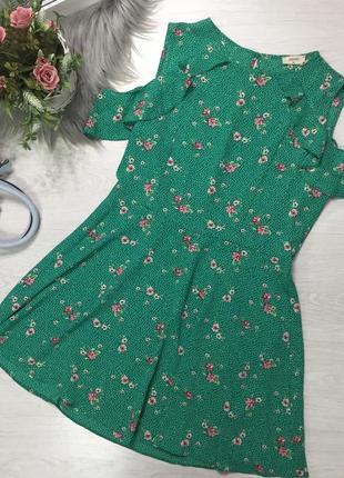 Сукня з відкритими плечима papaya1 фото