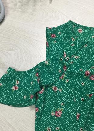 Сукня з відкритими плечима papaya2 фото