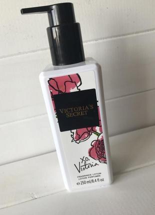 Лосьон для тела victoria's secret xo victoria