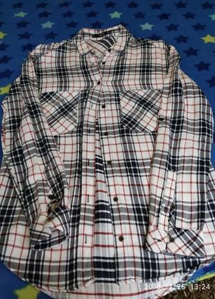 Мango сорочка