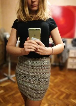 Гобеленовая юбка