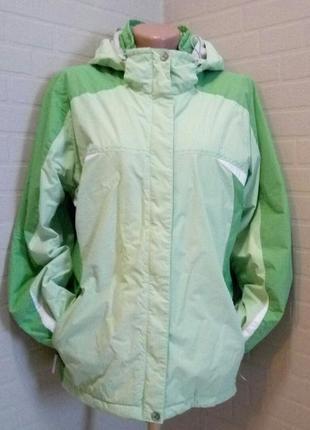 Спортивная курточка, лыжная оригинал columbia rivanna ridge green