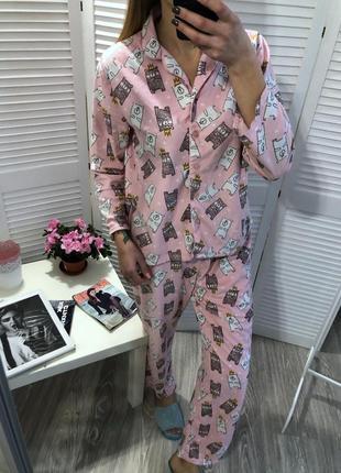 Пижама , костюм для сна