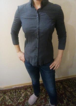 Рубашка котоновая