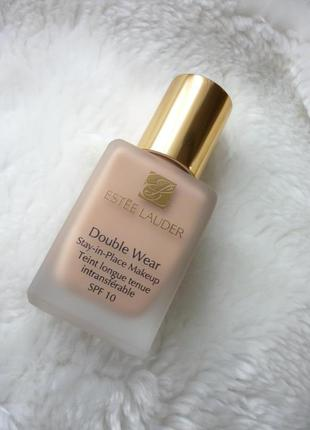 Тональный крем от estee lauder double wear stay-in-place makeup spf10