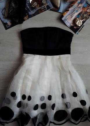 Вечернее платье coast couture / платье бюстье от кутюр /2я вещь в подарок