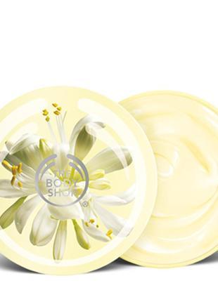 The body shop butter moringa баттер масло для тела 200 мл моринга