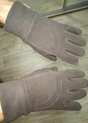 Флисовые перчатки  quechua