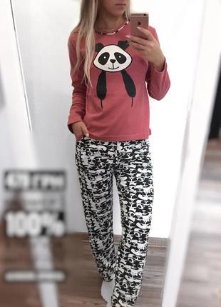 Пижама с пандой